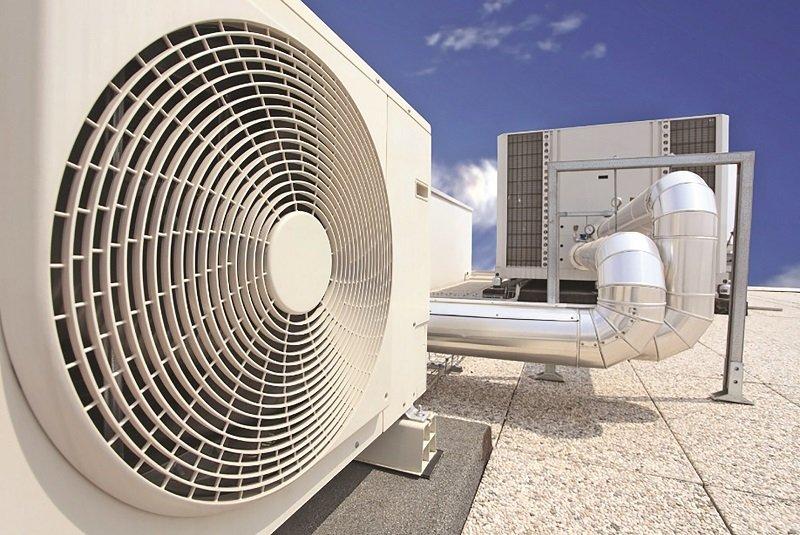 Renovación de aire en clínicas