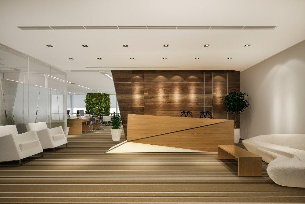 Sala de espera modular